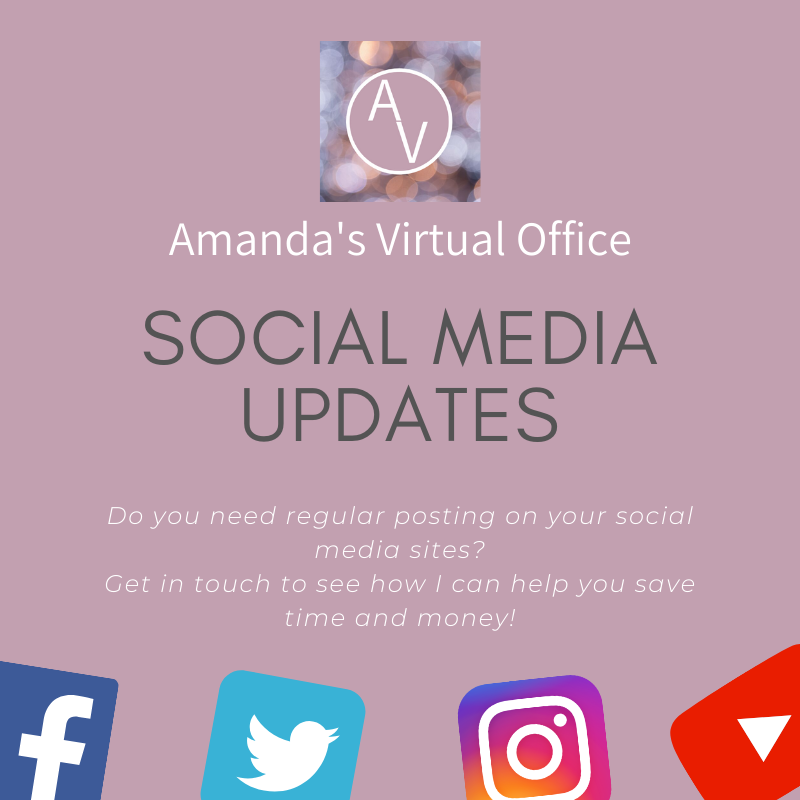 Social Media Update Services