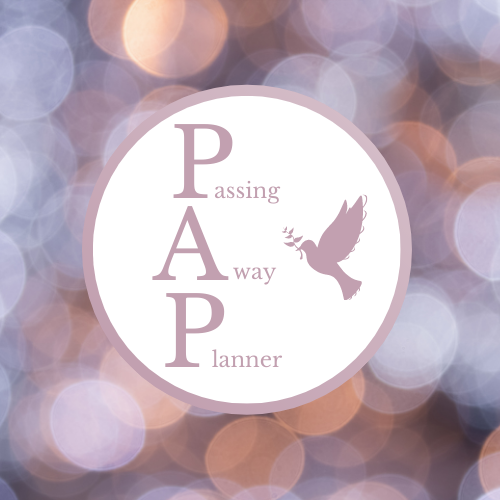 Passing Away Planner Logo