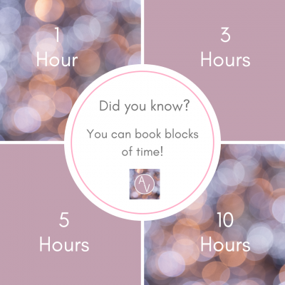 Amanda's Virtual Office Time Blocks