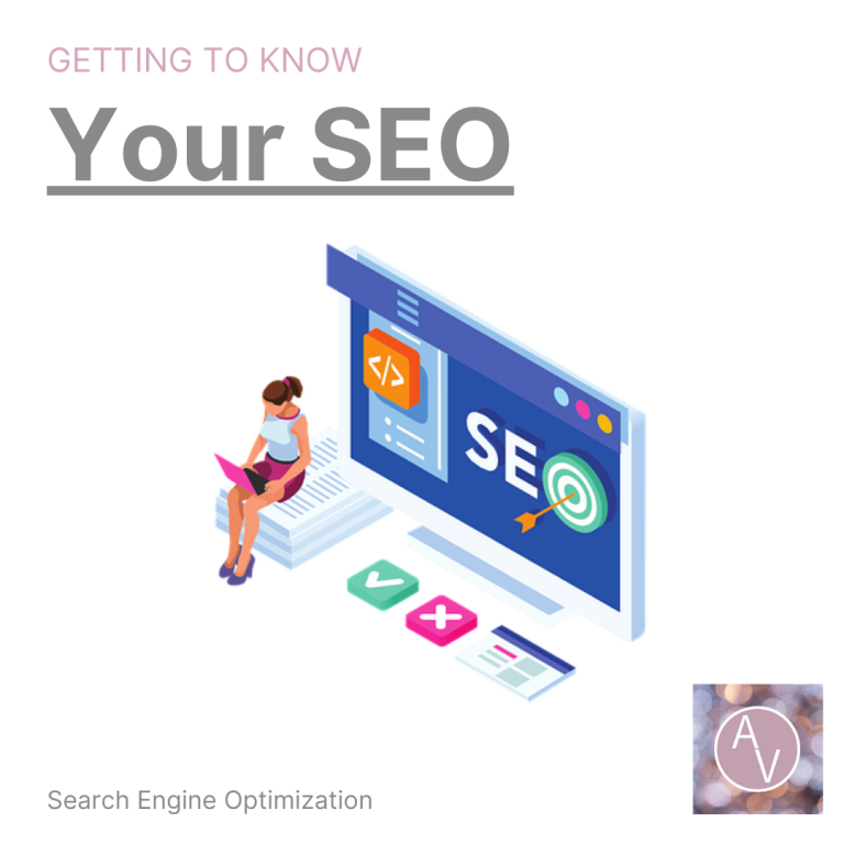 Read more about the article Getting to know your SEO